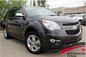 2013 Chevrolet Equinox LTZ| Sun| Nav| Heat Leath| Prk Asst| RV C