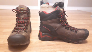 Keen Steel Toe Work Boots