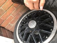 BBS RS2 alloy wheels