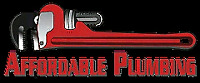 AFFORDABLE PLUMBER AVAILABLE NOW