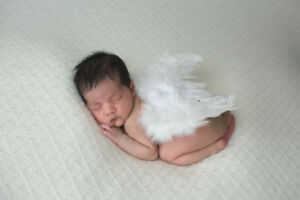 Newborn Photography Props Destash Angel Wings Newborn Prop