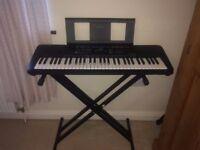 Yamaha Keyboard - PSR E253