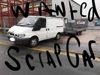 07794523511 scrap cars wanted call today pick up today any car van spares none runners mot fail