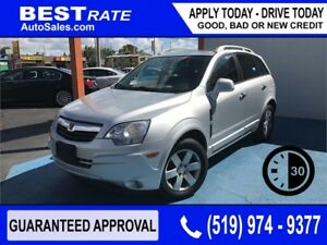 SATURN VUE XR - APPROVED IN 30 MINUTES! - ANY CREDIT LOANS