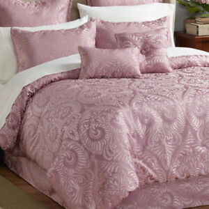 McLeland Design Venetian 17-Pc. Jacquard Bedroom Set - Queen,New
