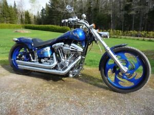 harley échange contre muscle cars