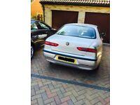 Alfa Romeo 156 2.0 16V Lusso Moted