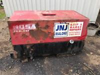 Mosa TS300 10KVA Diesel welder generator IDEAL EXPORT