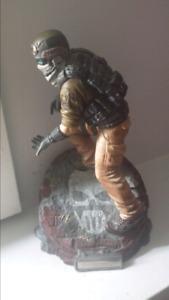 Ghost recon statue