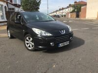 2007 PEUGEOT 307 1.6 AUTOMATIC S, TOP OF THER RANGE-FULL SERVICE HISTORY
