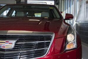 2017 Cadillac ATS Sedan Luxury AWD