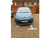 7 seater diesel Citroen Grande C4. Low mileage and full service history. 12 months MOT