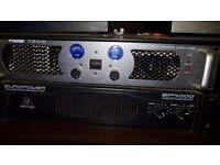 Behringer Europower EP4000 Amp