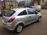 Vauxhall Corsa 1.2 i 16v Life 2007 Long MOT Good Reliable Car Part Exchange Welcome