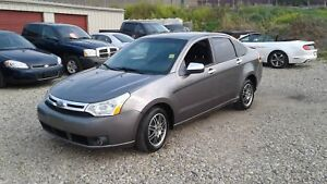 ** 2010 FORD FOCUS *FULLY INSPECTED & 6 MONTH WARRANTY INCLUDED*
