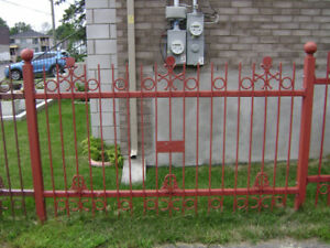 outdoor fences for sale