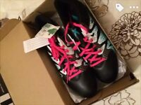 Men's adidas football boots size 10
