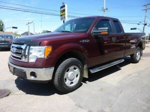 2009 Ford F-150 XLT SUPERCAB BOITE 8 PIEDS