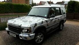 £5000 ono My land rover discovery 2, 11 months mot, just had a service, 120000 miles
