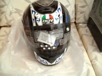 AGV HELMET NEW BOXED WITH TAGS