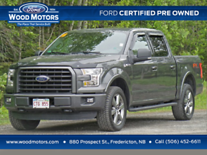 2015 Ford F-150 XLT (Moonroof, 5.0L V8!) Certified Pre-Owned