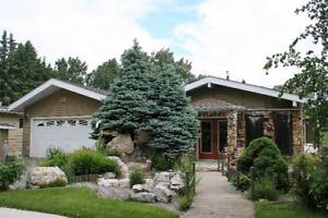 Mirror Lake Camrose Home For Sale