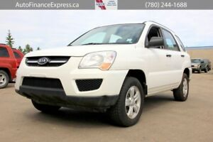 2009 Kia Sportage LX I4, DRIVE AN SUV ... REALLY LOW PRICED!!