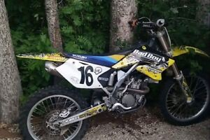 For sale: Suzuki RM-Z 250