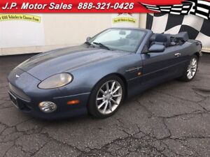 2003 Aston Martin DB7 Vantage Volante, Automatic, Power Top, Lea