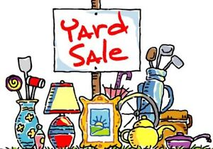Garage Sale - 1030 McClure (Near Rockland and Cook)