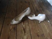 Beige Sandals size 6/39