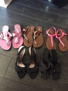 Women's fashion shoes size 7 1/2