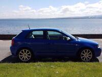 Audi s3 nogaro blue bam engine
