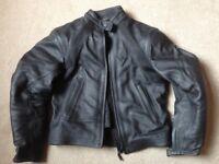 Women's motorbike leathers - Dainese full suit (jacket & trousers)