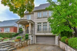 Magnificent Executive 4+1, 5 Bath Family Home for rent