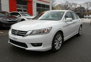 2015 Honda Accord Sedan Touring Leather, GPS NAVI