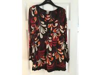 M&S top - size 14