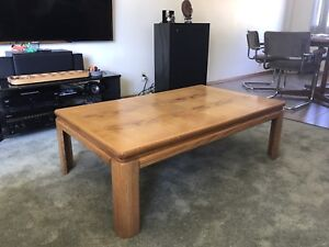 Coffee table for sale $50