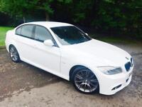 2009 BMW 3 Series 2.0 318i M Sport Saloon 4dr Petrol Manual (146 g/km, 143