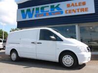 2014 Mercedes-Benz VITO 113 CDI 130PS BLUEEFFICIENCY VAN Manual Medium Van