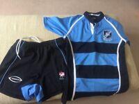 Witney rugby club kit