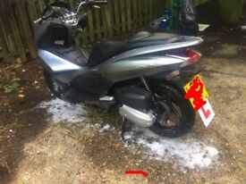63 plate Honda pcx 125 for swops only for another road legal bike!! Can add cash for the rite bike