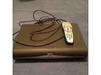 Sky main box-Model HDSKY & Multi Box. Both with leads and Remote Controls