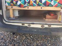 Nissan vantta 2.3 Camper Van