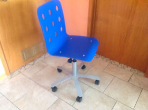 Chair chaise ajustable sur roues on wheel