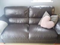For sale two sofas.