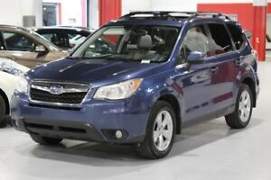 Subaru Forester 2.5I LIMITED 4D Utility at 2014