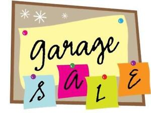 GIANT TWO-DAY GARAGE SALE!