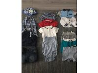 Bundle of boys clothes 3/6 months, next, baby gap, ted baker