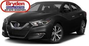 2017 Nissan Maxima SV / 3.5L V6 /Auto / FWD **Efficient Sedan**